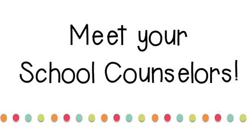 Primary School Counselors / Welcome