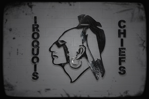 iroquois chiefs wall